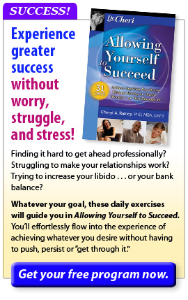 Allowing Yourself to Succeed - 31 Day Program!